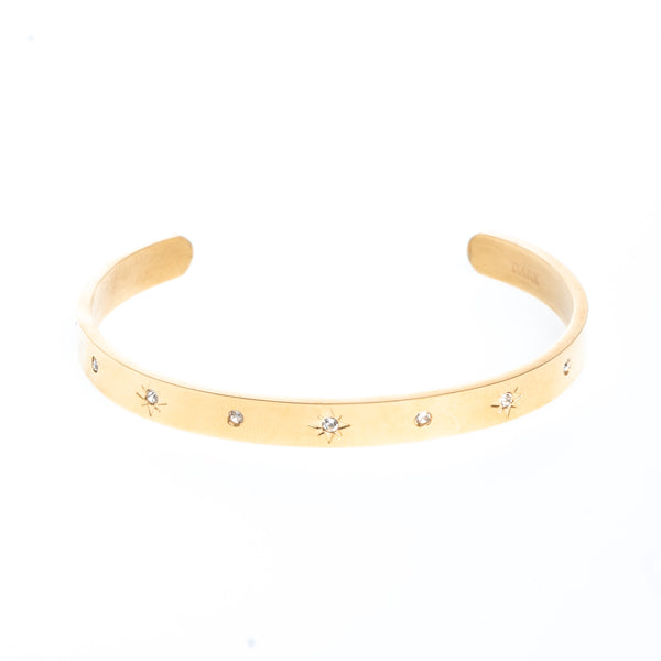 STAR BANGLE GOLD