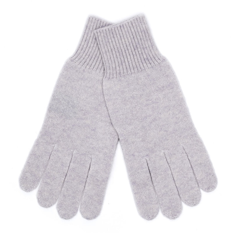 GLOVES SILVER GREY