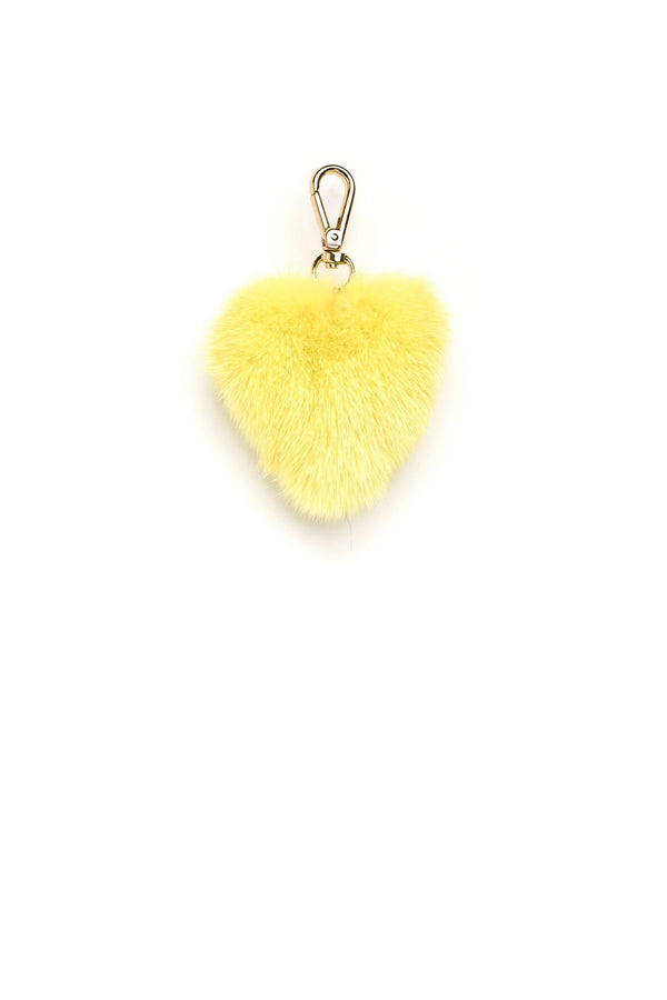 MINK HEART SUMMER YELLOW