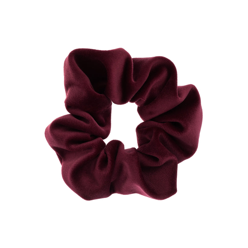 VELVET SCRUNCHIE WINE