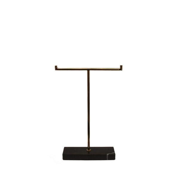 MARBLE STAND LOW BLACK