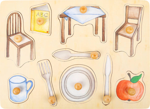 Everyday Objects Puzzle
