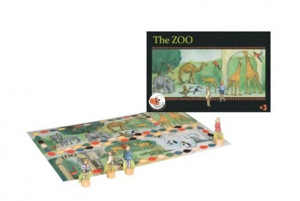 The Zoo Boardgame