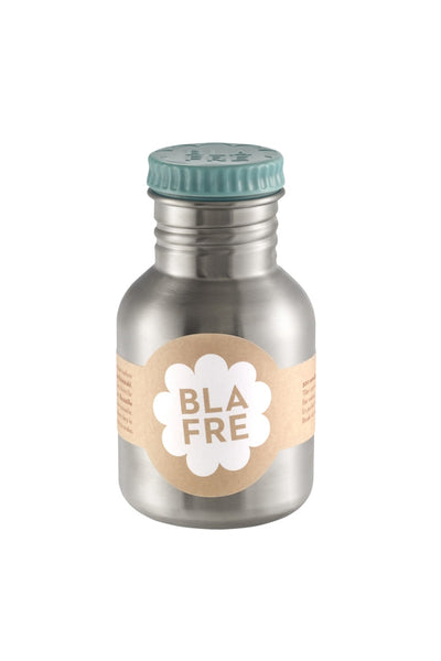 Blafre Steel Bottle 300ml, Blue