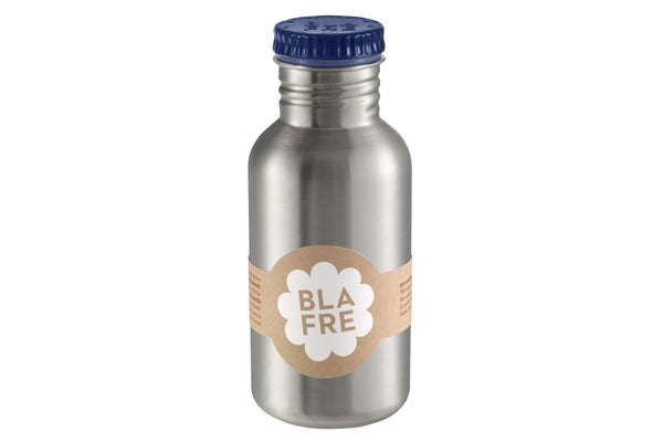 Blafre Steel Bottle, 500 ml, Dark Blue