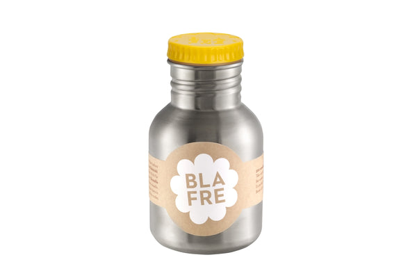 Blafre Steel Bottle, 300ml - Yellow