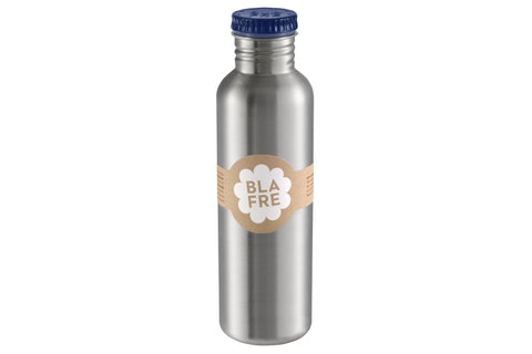 Blafre Steel Bottle 750ml, Navy