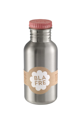 Blafre Steel Bottle 500ml, Pink