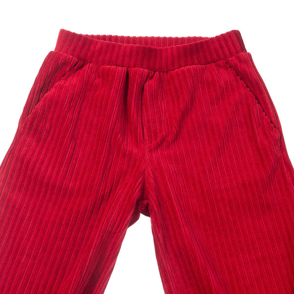 Loose Pants - Tango Red