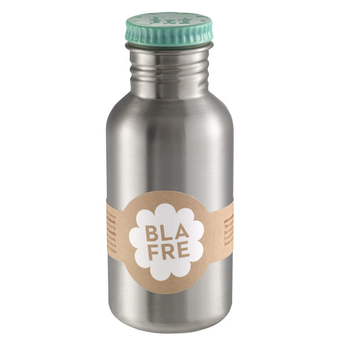 Blafre Steel Bottle, 500ml. Blue