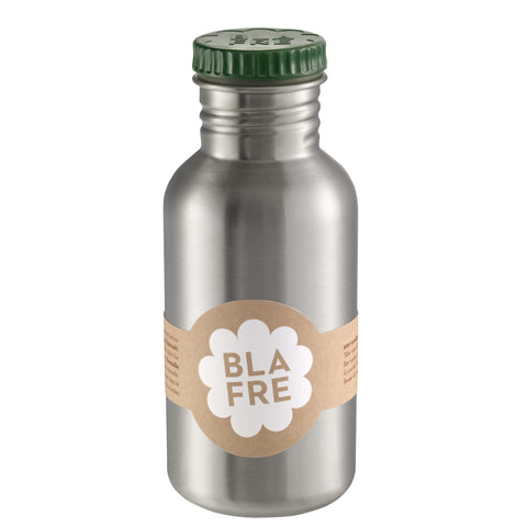 Blafre Steel Bottle, 500 ml, Green