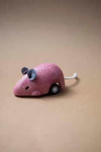 Moving Mouse Pink