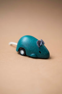 Moving Mouse Green