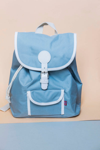 Blafre Backpack, 8,5L, Light Blue
