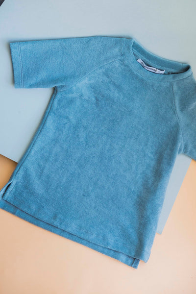 T-shirt Smoke Blue