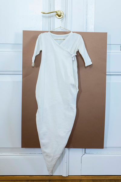 Kimono Sleeping Bag, Whipped Cream
