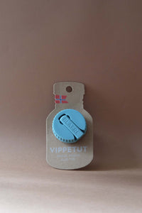 Straw Cap for Steel Bottle, Light Blue