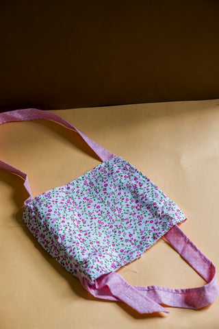 Baby Sling With Flowers