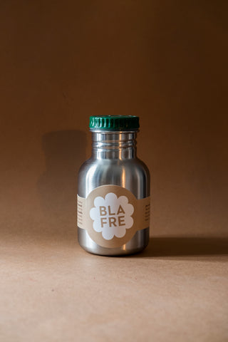 Blafre Steel Bottle, 300ml. Green