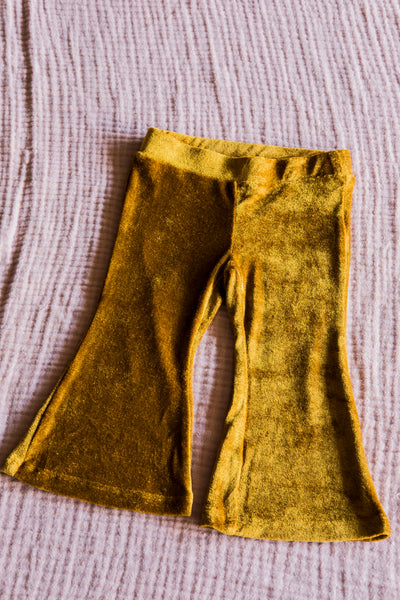 Flared Legging Monroe - Gold