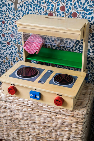 Play Kitchen in a Case