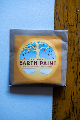 Natural Earth Paint - Yellow