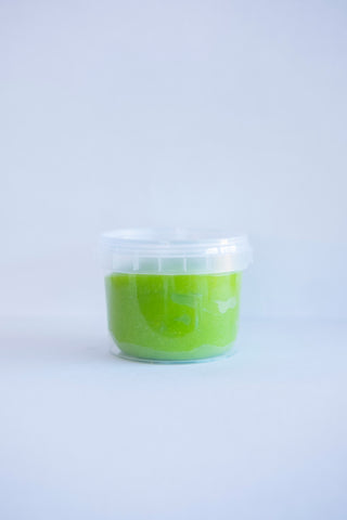 MĪCI Natural Playdough Green