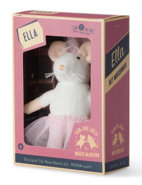 The Mouse Mansion - Ella Doll