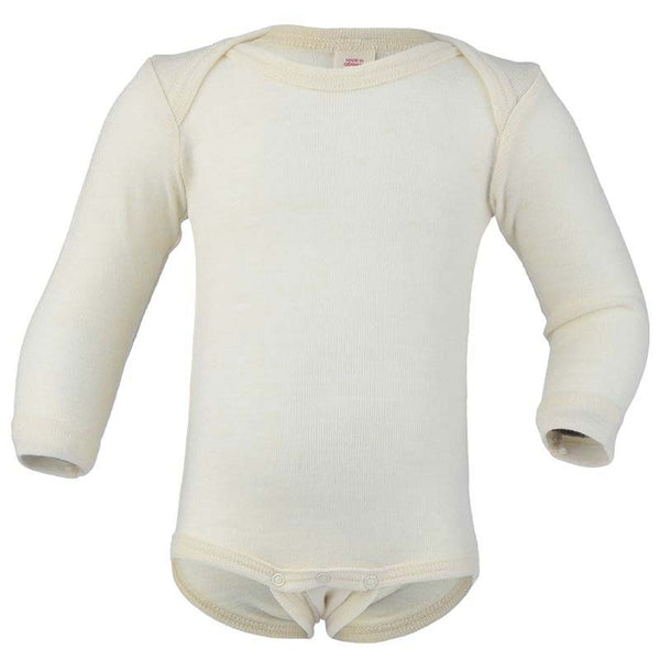 Baby-body long sleeved