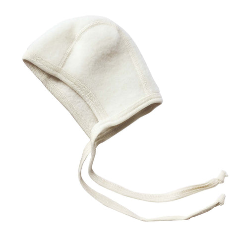 Baby-bonnet, White