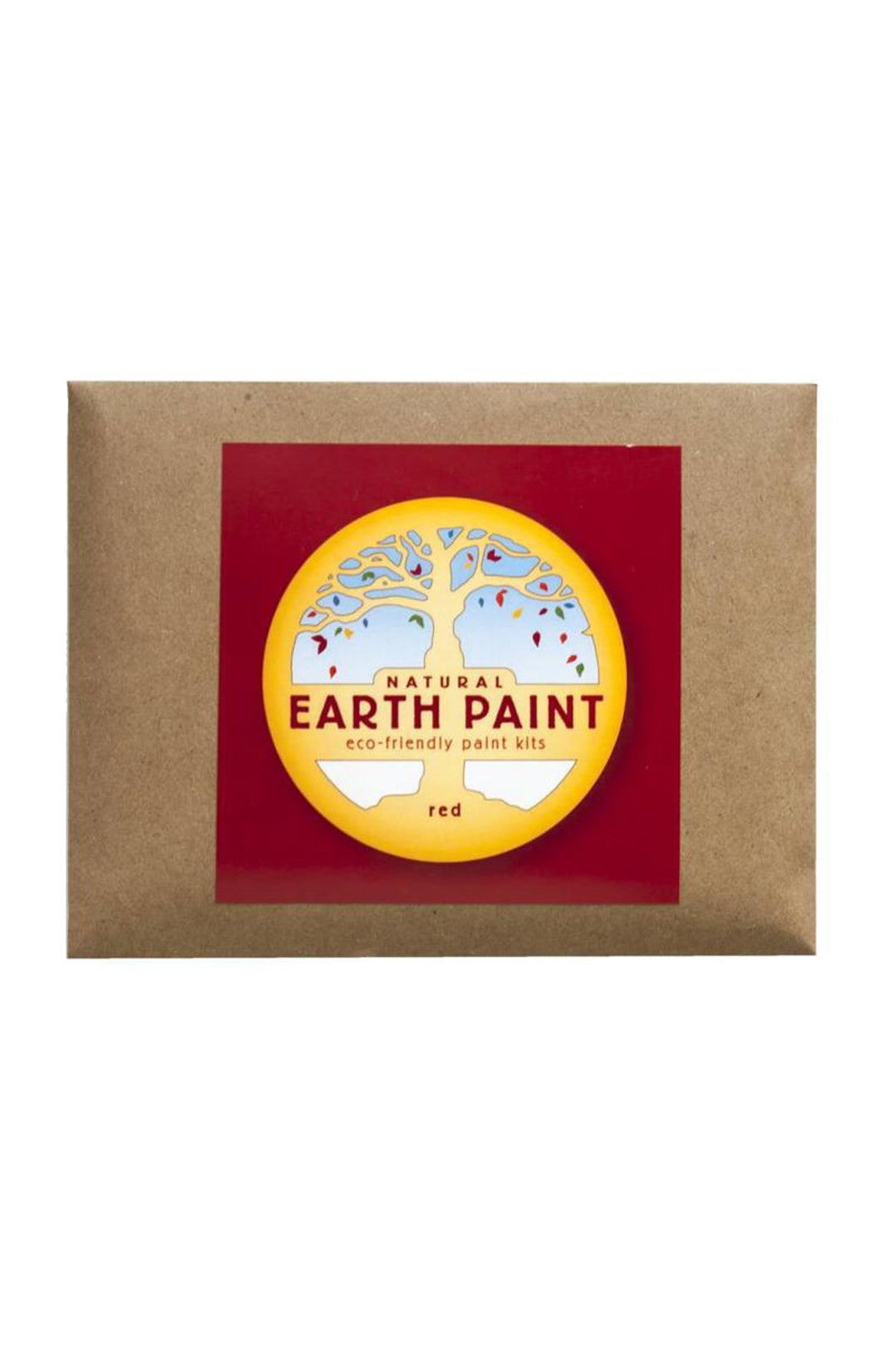 Natural Earth Paint - Red