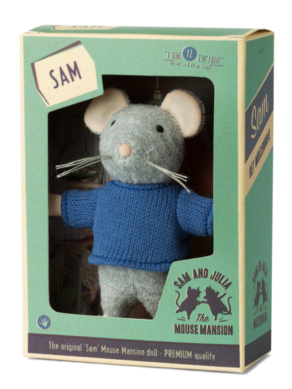 The Mouse Mansion - Sam Doll