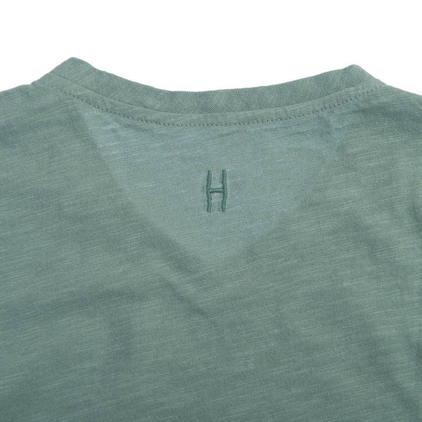 Shirt Chinois Green