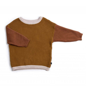 Knitted Sienna Pullover