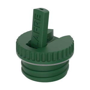 Blafre Straw Cap for Steel Bottle, Green