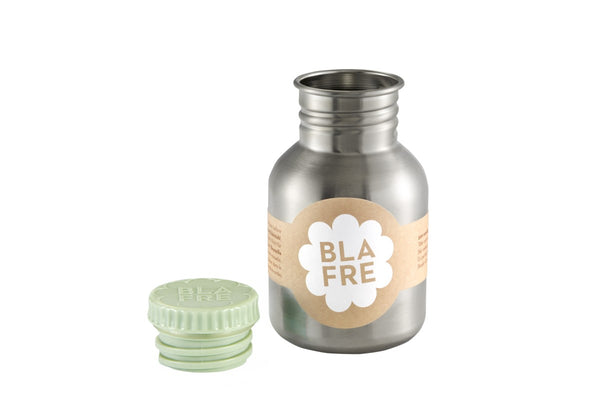 Blafre Steel Bottle 300ml, Light Green