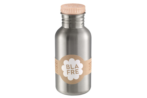Blafre Steel Bottle 500ml, Peach