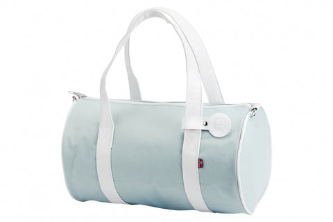 Blafre Gym Bag, Light Blue