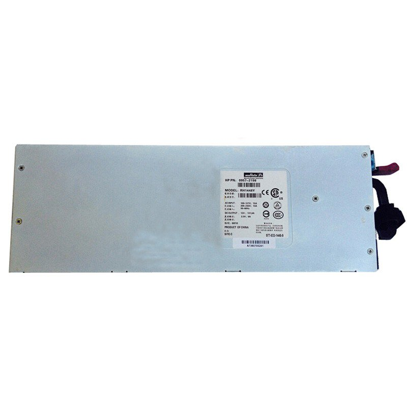 HP RX6600 RX3600 RX4640 1600W Redundant Power Supply 0957-2198 0957-2320 RH1448Y
