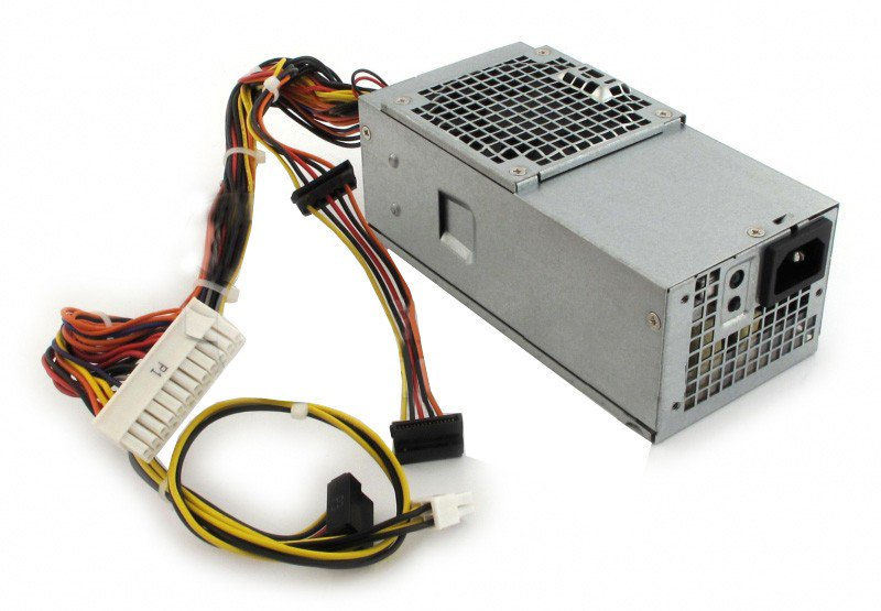 DELL Optiplex 390 3010 7010 9010 DT 250W Power Supply PSU 375CN 0375CN CN-0375CN B250AD-00
