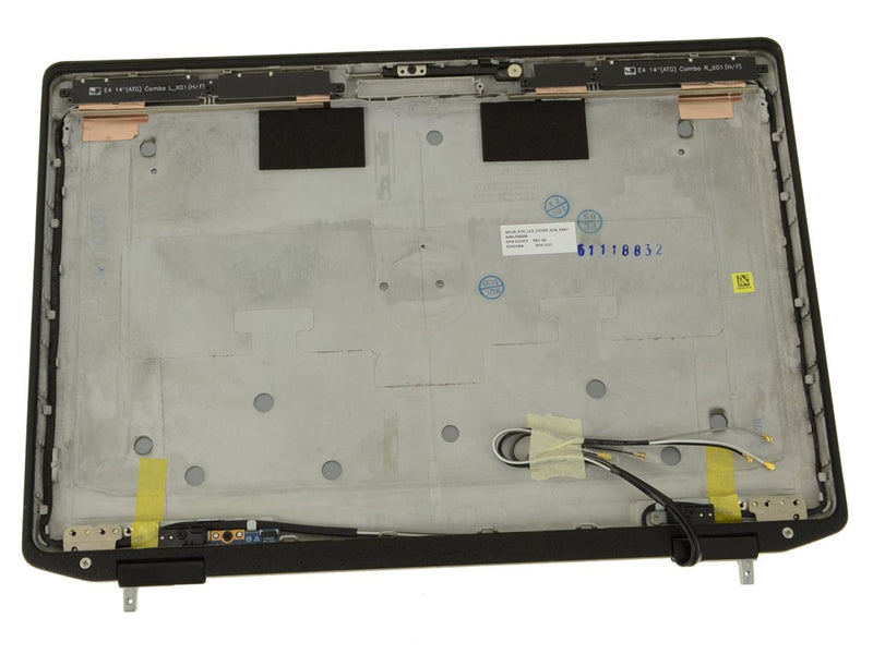 "For Dell OEM Latitude E6430 ATG 14"" Rugged LCD Back Top Cover Lid Assembly - 1K5CH"