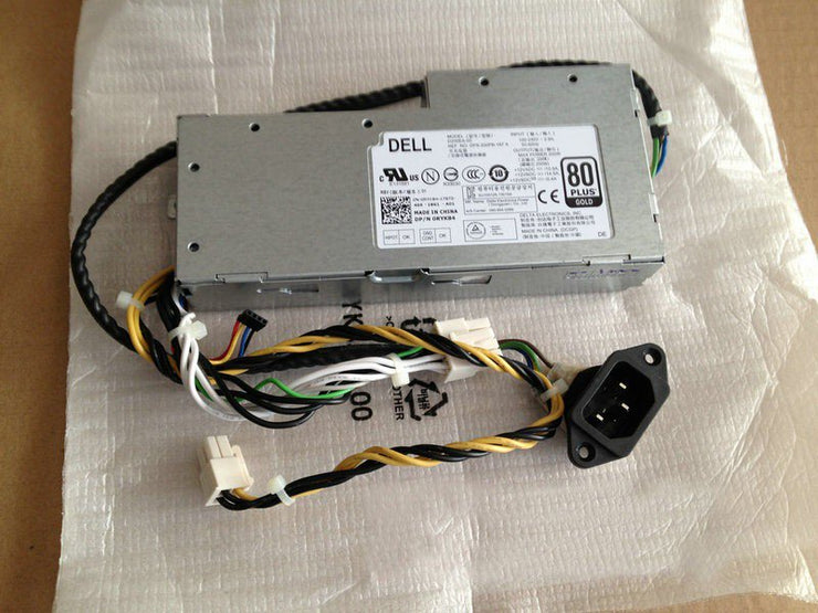 Original RYK84, 0RYK84, CN-0RYK84,Dell Optiplex 9010 9020,D200EA-00