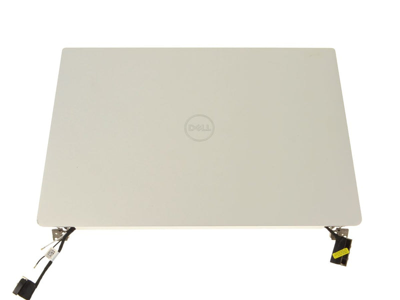 "New White - Dell OEM XPS 13 (9380) 13.3"" FHD LCD Display Complete Screen Assembly - NTS - 29HRY"
