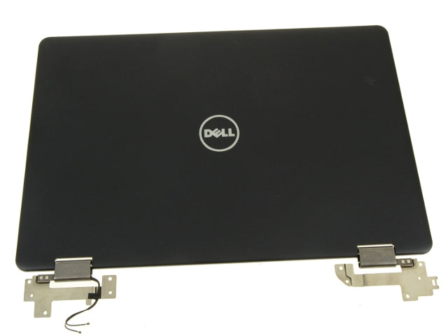 "Dell OEM Inspiron 15 (7558 / 7568) 15.6"" LCD Back Top Cover Lid Assembly with Hinges - 2JD8K"
