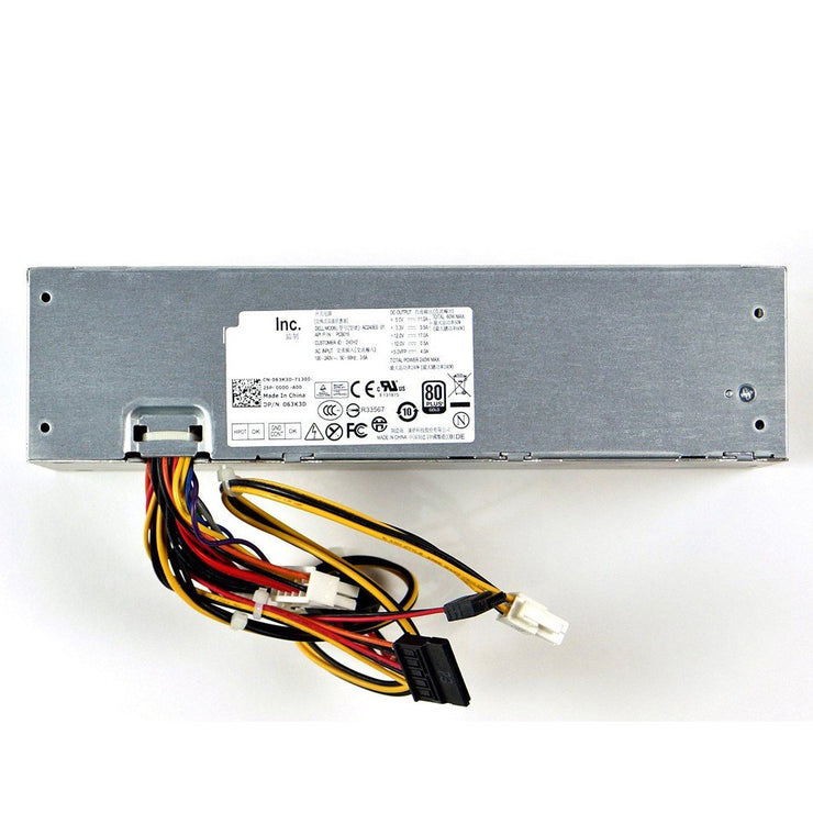 Dell Optiplex 9010 SFF 063K3D 63K3D CN-063K3D AC240ES-01 PSU 240W Power Supply
