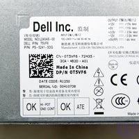 Dell Optiplex 3010 7010 9010 SFF SMPS Power Supply 240W T5VF6 0T5VF6 L240AS-00