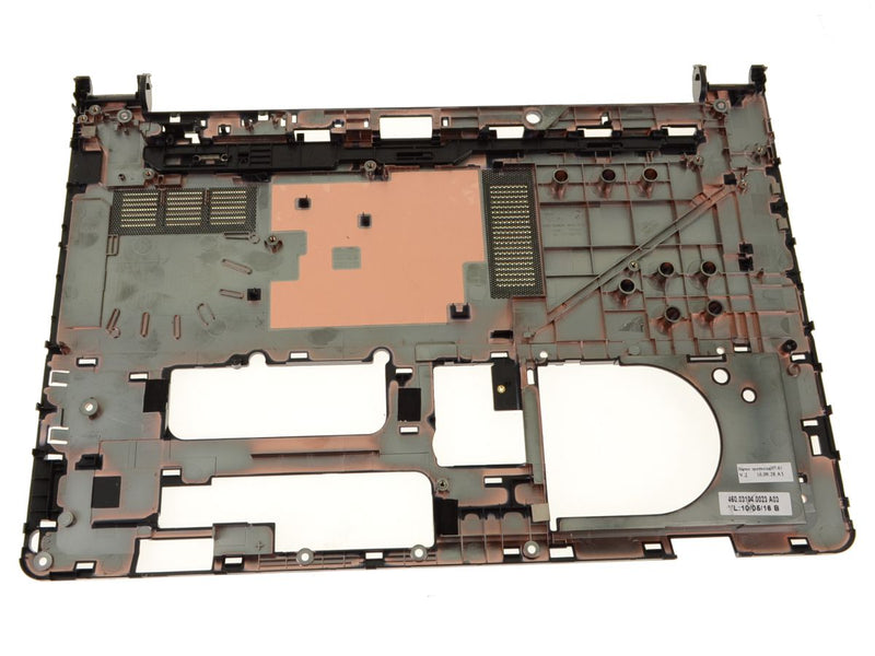 Dell OEM Inspiron 14 (3451) Laptop Base Bottom Cover Assembly - 321MC