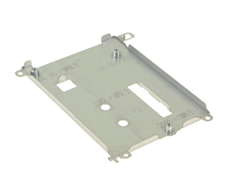 Dell OEM Latitude 13 (3380) Caddy Carrier Metal Mounting Bracket for M.2 SSD Cards w/ 1 Year Warranty