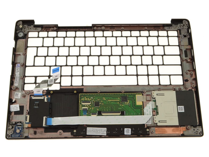 Dell OEM Latitude 7280 / 7380 EMEA Palmrest Touchpad Assembly with Smart Card Reader - EMEA - 3HGNY