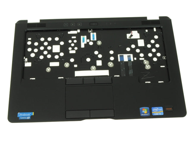 For Dell OEM Latitude 6430u Palmrest Touchpad Assembly with Fingerprint Reader - 40HYT
